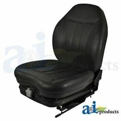 His361w Kubota High Back Industrial Seat W/ Suspension For Models F2680e F3080