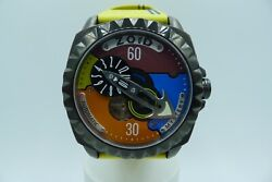 Zoid Mystery Wandering Hour 47mm 50m Complete Rare Limited 18 Pcs Sold Out