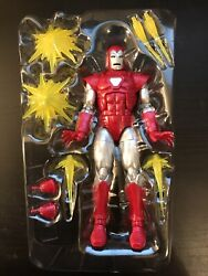 Marvel Legends SILVER CENTURION Walgreens EXCLUSIVE Iron Man NEW Hasbro