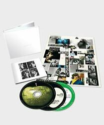 The Beatles White Album 3cd Deluxe Edition Limited Edition 3shm-cd japan