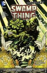 Swamp Thing New 52 Tpb 1-7 Complete Run 1 2 3 4 5 6 7