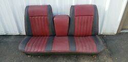 1967 68. Chevy Impala Caprice Front Strato Seat Manaul. Side Button Nices Hape