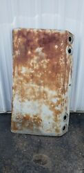 1965. Chevy Impala 2d Hardtop Trunk Lid Solid Nice