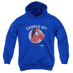 Gumby Saddle Up Youth Hoodie Ages 8-12