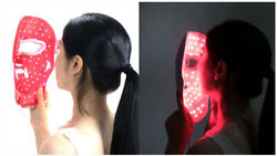 The Red Lip Doublecore Derma Led Mask Express Ship / Us Fda Certification