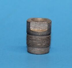 Continental C85 90 O200 Magneto Plate Coupling Nut Pn 25302