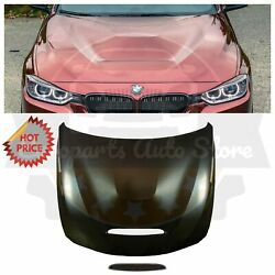 Suvneer Gts Aluminum Oe Replacement Hood For Bmw F30 F31 F32 F33 F36 4d 2d