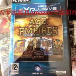 Pc Cd-rom Age Of Empires Collectorandrsquosedition New Sealed