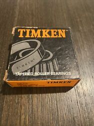 Timken Bearing Assembly Set 5 Lm-48548 Lm-48510 New