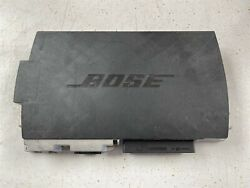 Oem 2017 Audi Q3 High Quality Trunk Mounted Bose Amplifier 8x0035223d