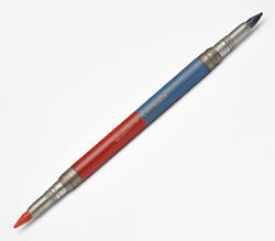 Vintage A.w. Faber-castell 2539 5.5mm Double Drafting Mechanical Pencil 1900s