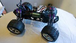Hpi E-savage 18 Scale Monster Truck