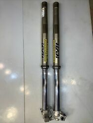 2007 Yamaha Yz250f Factory Connection Kyb Sss Forks Oem Suspension
