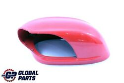 Bmw Z4 Series E85 E86 Left Cover Cap N/s Casing Wing Mirror Hellrot Red 314