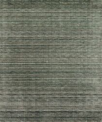 7and039 9 X 9and039 9 Loloi Rug Bellamy Lagoon 45 Viscose 34 Wool 21 Cupro Pile Hand