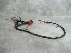 Omc Oem Motor Cable Assy 0584390
