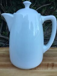 Vintage Wwii German Water/coffee Pitcher W/ Lid-mint And Original