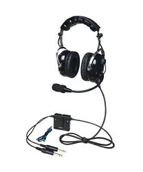 Ufq A28 Great Anr Aviation Headset Active Noise Reduction-compare With Rugged...