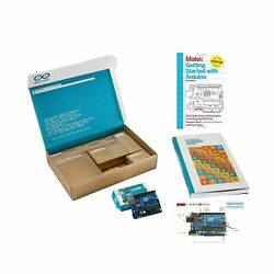 Arduino The Official Starter Kit Deluxe Bundle With Make Getting Started The...