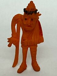 Vintage 1960s Mpc Uglies/ Marx Nutty Mads - Fractured Frank Toy Figure Rare