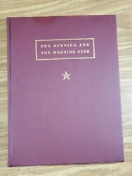 MORMON BOOKS THE EVENING AND THE MORNING STAR Grandin Book Company LDS.10A $29.99