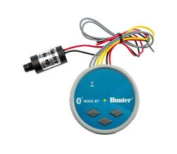 Hunter Node-bt-100 One Zone Bluetooth Enabled Irrigation Controller W/dc Sole...