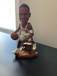 2003 Lebron James Rookie Forever Collectibles Bobblehead Cleveland No Reserve
