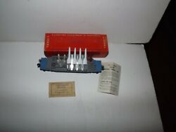 Lionel 6544 Black Console Missile Firing Car With O/b Perfect Brake Wheels