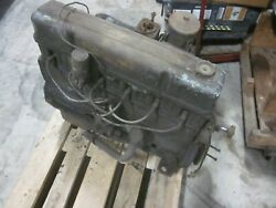 1957 Chevy Chevrolet 235 Engine Assembly Inline 6 Cyl - 3836848