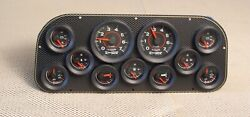 Dual Omc Gauge Panel From Grady White 11 Gauges