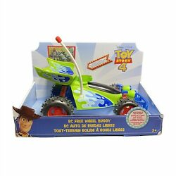 Disney Pixar Toy Story Zippy Rc Free Wheel Buggy Clip Holds Figure Push And Go