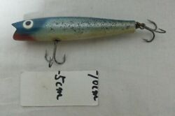 Creek Chub Bait Co Blue Darter Vintage Minnow Used Condition Bass Trout Catfish