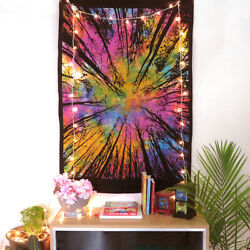 Tapestry Home Decor Poster Wall Hanging Indian Hippie Cotton Wall Art Tapestries