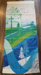 Official Vancouver 2010 Olympic Autographed Velisek +2 Banner Event Used Rare