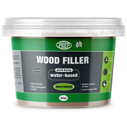 Prep Multipurpose Quick Drying Wood Filler Putty Water Based 550g [white]