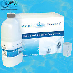 Aquafinesse Whirlpool And Spa Water Care Box With Tablets To Disinfection