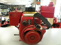 Tecumseh H50 5hp Engine With 120 Volt Electric Start Horizontal Shaft Used