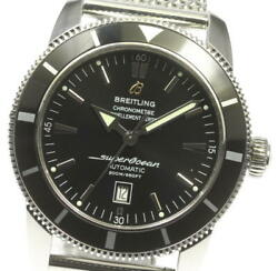Breitling Super Ocean Heritage 46 A17320 Dial Automatic Menand039s Watch_597698