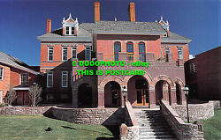 R529181 The National Mining Hall Of Fame And Museum. Smithsonian Of The Rockies