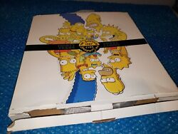 The Simpsons 1987 2007 Thirty Years Wall Clock