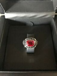 Big Bang Theory Cast Employee Give Away Graduation Ring Womens Size 7 By Jostens
