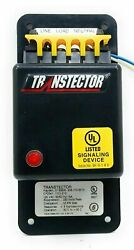 Transtector Cp2341 1101-010 Single Phase 15a Internalfuse 120v Hardwire Protect