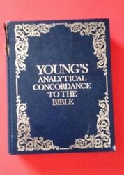 Young's Analytical Concordance To The Bible Containing About 311,0 - Acceptable