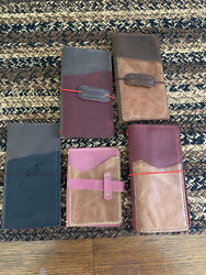 Eberhart Studio Hobonichi Weeks Covers Includes Weeks Notebook $96.00