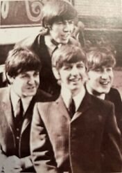 1964 Beatles Trading Cards Beatles Movie Cards Hard Day's Night Lot Of 52