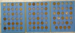 53 Coin Set 1909-1940 Lincoln Wheat Penny Cent - Early Dates Collection  549