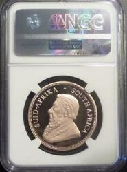 2016 Proof 70 Ultra Cameo One Ounce Gold Krugerrand Ngc First Release