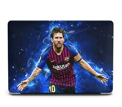 Football Lionel Messi Macbook Case For Mac Air Pro M1 13 16 Cover Skin Sn121