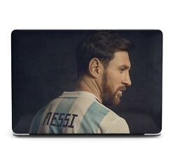 Football Lionel Messi Macbook Case For Mac Air Pro M1 13 16 Cover Skin Sn123