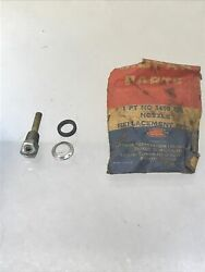 Nos Rare Mopar 1955-1956 Windshield Washer Nozzle Chysler 300 And Imperial